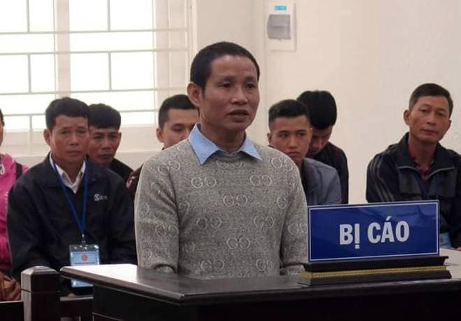 Hà Nội: Gã con rể lái xe đâm chết bố vợ lĩnh án tử - ảnh 1
