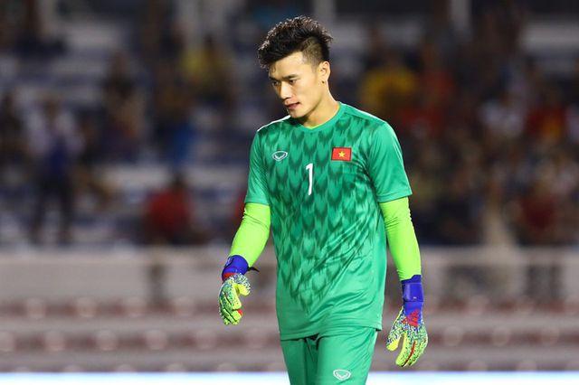Chia sẻ xúc động của thủ môn Bùi Tiến Dũng khi U22 Việt Nam vào chung kết - ảnh 1