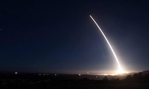 Mỹ phóng thử tên lửa hành trình bị cấm ngay sau khi rút khỏi Hiệp ước INF? - ảnh 1