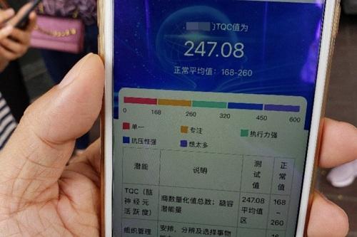Trường tư thục Trung Quốc hứng chỉ trích vì sử dụng 'máy quét não' đo trí tuệ học sinh - Ảnh 1
