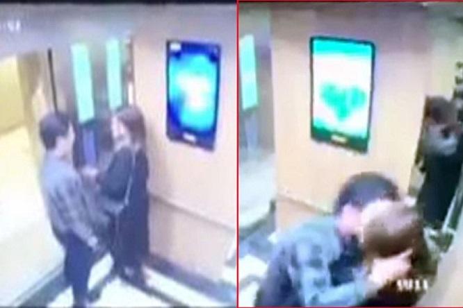 Truy tìm người đàn ông nghi sàm sỡ bé gái trong thang máy ở TP.HCM - Ảnh 2
