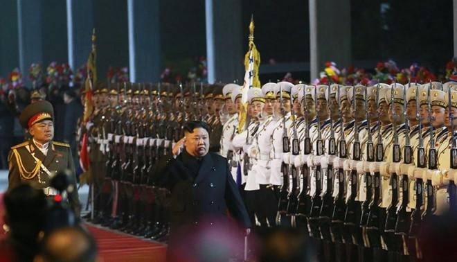 Hé lộ danh sách quan chức cấp cao tháp tùng ông Kim Jong-un tới Nga - Ảnh 1