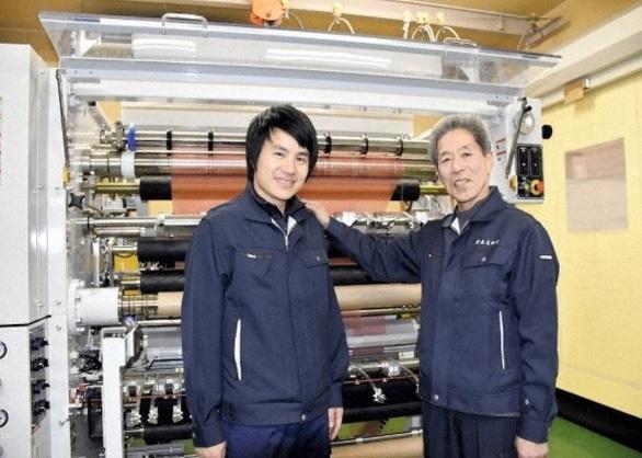Nam nhân viên Việt Nam được ông chủ người Nhật tin tưởng giao lại công ty - Ảnh 1