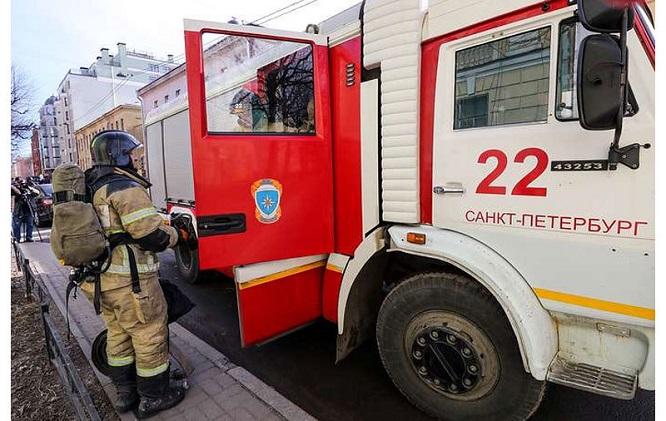 Nổ lớn tại học viện quân sự quy mô lớn tại Nga, nhiều người bị thương - Ảnh 6