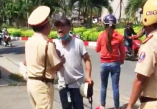 Đồng Nai: Khởi tố đối tượng tấn công Cảnh sát giao thông - Ảnh 2
