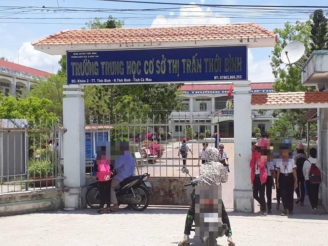 Tin tức thời sự 24h mới nhất ngày 8/4/2019: Thầy giáo bị tố sàm sỡ nhiều nữ sinh ở Cà Mau - ảnh 1