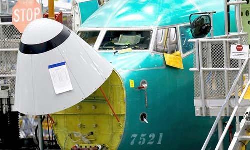 Tiếp tục phát hiện lỗi phần mềm trong máy bay Boeing 737 MAX của Mỹ - ảnh 1