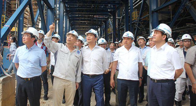 Đại dự án Nhiệt điện Thái Bình 2 thành đống sắt vụn nếu không có thêm tiền? - ảnh 1