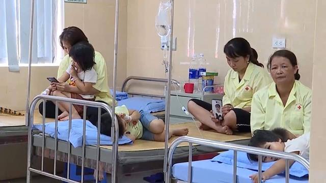 Vụ hơn 80 trẻ mầm non nhập viện nghi ngộ độc: Chưa tìm ra nguyên nhân - ảnh 1