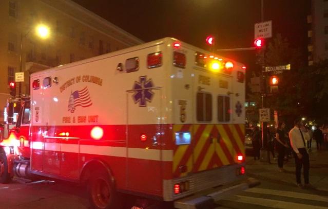 Mỹ: Xả súng kinh hoàng ngay giữa thủ đô Washington D.C, nhiều người trúng đạn  - ảnh 1