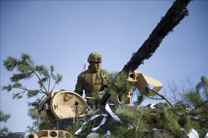Tin tức quân sự mới nóng nhất hôm nay 24/9: Mỹ ký tuyên bố chung về hợp tác quốc phòng với Ba Lan - ảnh 1