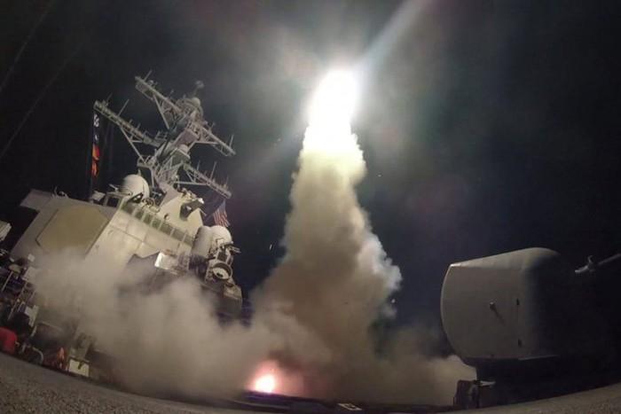 Tin tức quân sự mới nóng nhất hôm nay 30/9: Mỹ chuẩn bị tấn công Syria bằng tên lửa hành trình? - ảnh 1