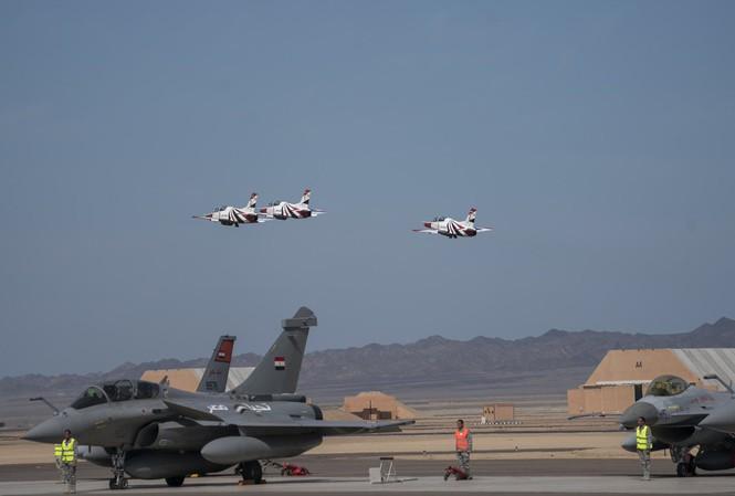 Tin tức quân sự mới nóng nhất ngày 16/1: Ai Cập đưa căn cứ quân sự tại Biển Đỏ vào hoạt động - ảnh 1
