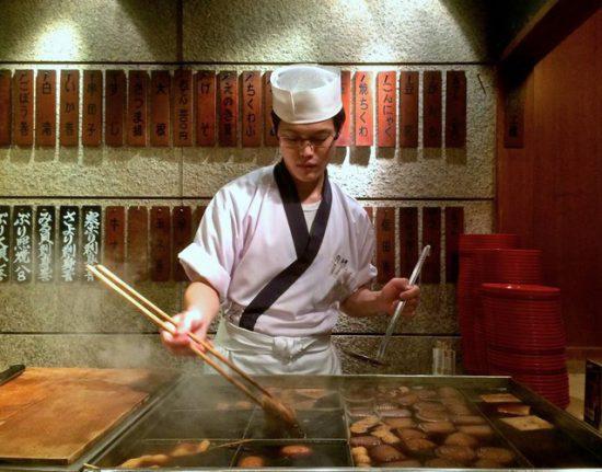 Nghi vấn nhà hàng Nhật Bản sử dụng nồi nước dùng đun đi đun lại suốt 74 năm? - ảnh 1