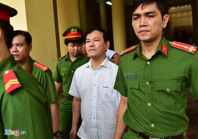 Ông Nguyễn Hữu Linh thi hành án tù tại Đà Nẵng - ảnh 1