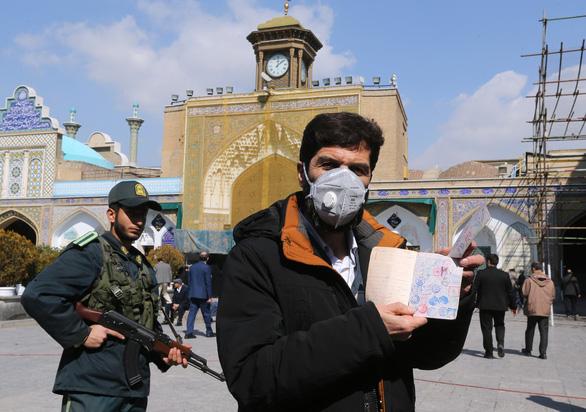 Số ca tử vong do Covid-19 tại Iran tăng lên 6 người - ảnh 1