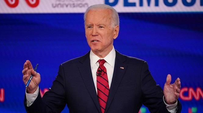 Bầu cử Mỹ 2020: Ứng cử viên Joe Biden giành chiến thắng quan trọng tại Florida và Illinois - ảnh 1