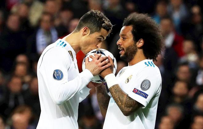 Tin tức thể thao mới nhất ngày 2/5: Marcelo từ chối cơ hội làm đồng đội của Ronaldo - ảnh 1