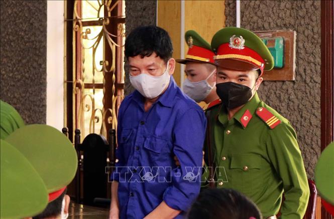 Vụ gian lận điểm thi tại Sơn La: Đề nghị mức án cao nhất từ 23 - 25 năm tù đối với các bị cáo - ảnh 1