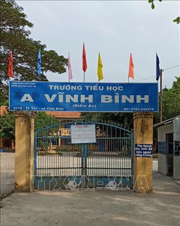 Cách ly 66 người liên quan đến 2 học sinh trở về từ Campuchia không khai báo y tế - ảnh 1