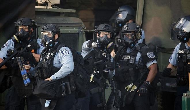 Sở cảnh sát Minneapolis bị giải thể sau làn sóng biểu tình căng thẳng tại Mỹ - ảnh 1