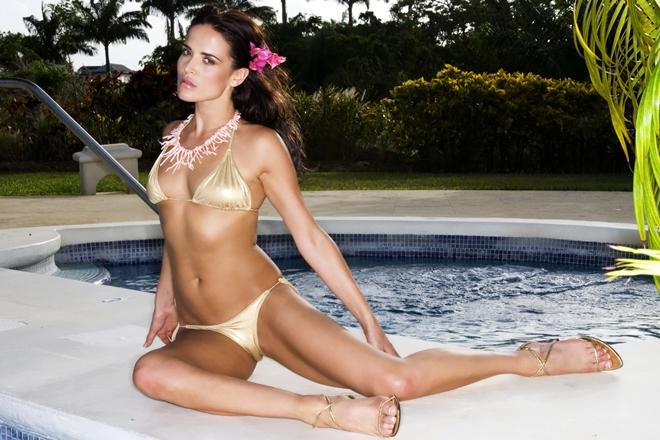 Những vụ người mẫu, hoa hậu bán dâm gây chấn động showbiz thế giới  - ảnh 1