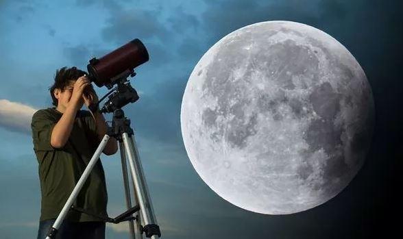 Đêm mai (4/7), Nguyệt thực Trăng Hươu sẽ xuất hiện trong gần 3 giờ đồng hồ - ảnh 1