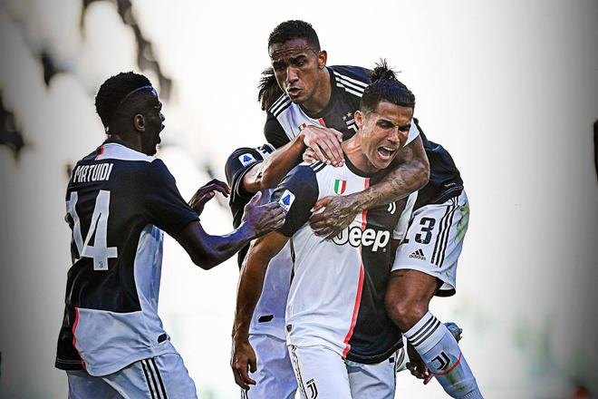 Tin tức thể thao mới nóng nhất ngày 4/7: Ronaldo lập kỳ tích ghi bàn chưa từng có - ảnh 1