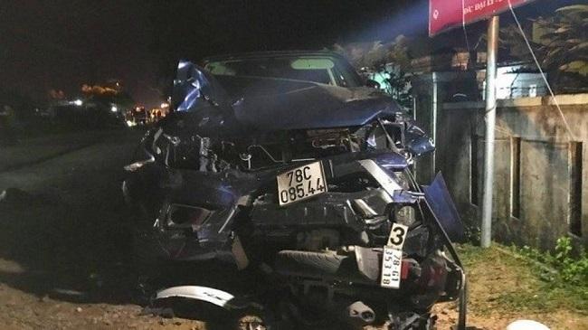 Vụ xe bán tải tông 4 người chết ở Phú Yên: Tài xế không hãm phanh trước lúc gây tai nạn - ảnh 1