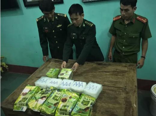 Vụ ngư dân nhặt được các gói lạ in chữ Trung Quốc: Đã có kết quả giám định - ảnh 1