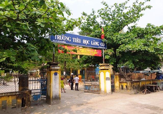 Thừa Thiên - Huế: Điều tra vụ nhóm đối tượng giả phụ huynh vào trường học giật dây chuyền - ảnh 1