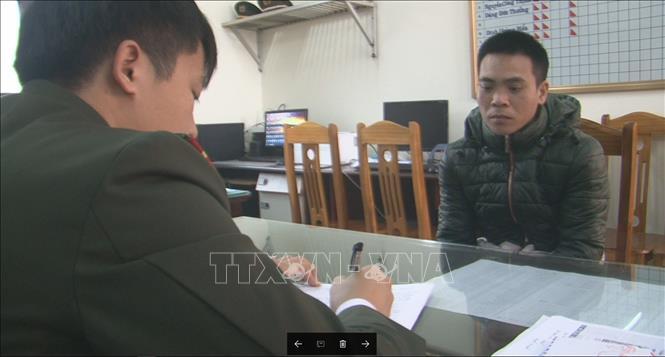 Bắc Ninh: Xác định đối tượng tung tin đồn trường học sử dụng thịt lợn nhiễm sán trên Facebook - ảnh 1