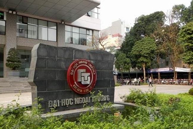 Vụ gian lận điểm thi THPT quốc gia tại Hòa Bình: Đại học Ngoại thương buộc thôi học 2 thí sinh - Ảnh 1