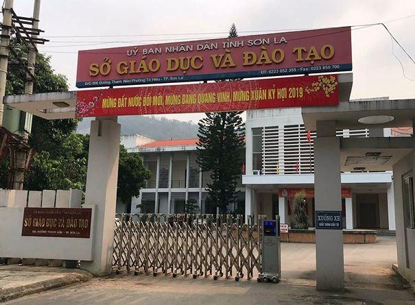 """Sau khi 44 thí sinh gian lận điểm thi bị """"chỉ điểm"""", hàng loạt lãnh đạo Sở GD&ĐT Sơn La xin nghỉ phép - Ảnh 1"""