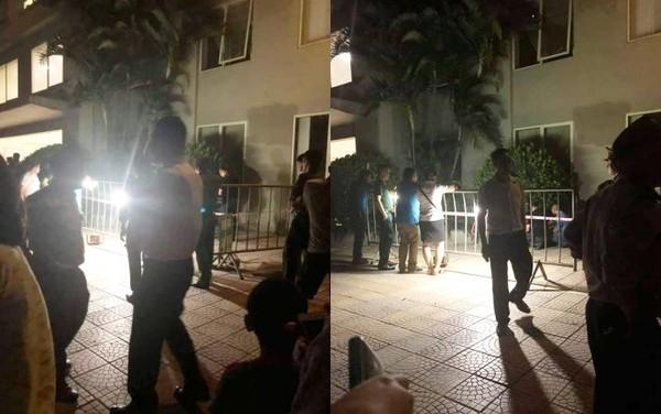 Hà Nội: Bé gái 4 tuổi rơi từ tầng 12 chung cư xuống đất tử vong thương tâm - Ảnh 1