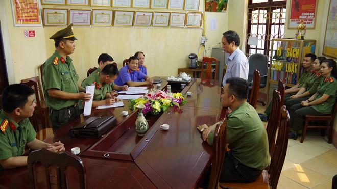 Vụ gian lận điểm thi tại Hà Giang: Khởi tố 2 phó giám đốc Sở GD-ĐT và 1 phó phòng công an - Ảnh 2