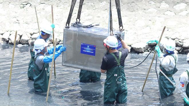 Hà Nội: Khởi động dự án làm sạch sông Tô Lịch bằng công nghệ Nhật Bản - Ảnh 2