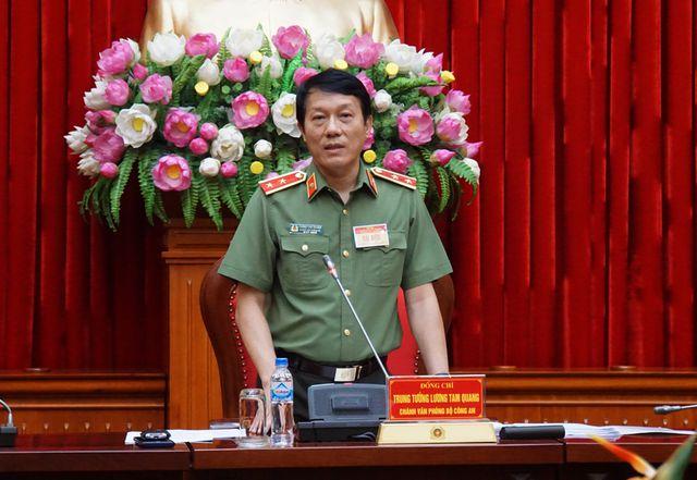 Vụ đoàn Thanh tra Bộ Xây dựng vòi tiền ở Vĩnh Phúc: Bộ Công an mở rộng điều tra - ảnh 1