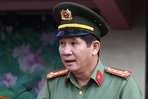 Cách chức Giám đốc Công an tỉnh Đồng Nai đối với Đại tá Huỳnh Tiến Mạnh - ảnh 1