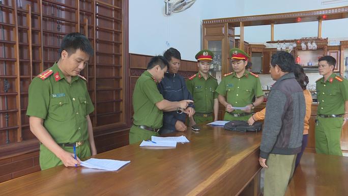 Đắk Lắk: Bắt chủ doanh nghiệp chứa gỗ lậu - ảnh 1