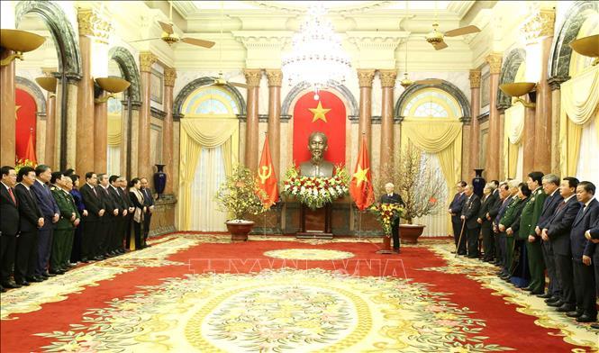 Tổng Bí thư, Chủ tịch nước Nguyễn Phú Trọng: Đánh thức tiềm năng thành nguồn lực xây dựng, bảo vệ đất nước - ảnh 1