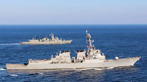 Nga tố Mỹ điều tàu khu trục mang 200 tên lửa Tomahawk đến sát Syria  - ảnh 1