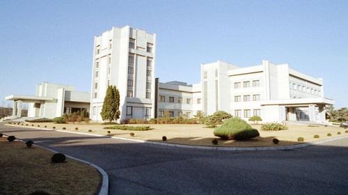 Tiết lộ về nhà khách đặc biệt Triều Tiên dùng để đón tiếp Tổng thống Hàn Quốc Moon Jae-in - ảnh 1