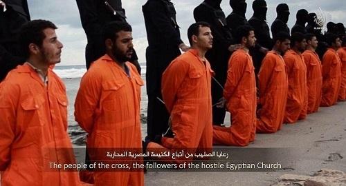 Lộ diện người đàn ông nói tiếng Anh trong các video hành quyết con tin của khủng bố IS - ảnh 1