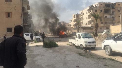 Tình hình Syria mới nhất ngày 10/4: Tổ chức khủng bố IS sát hại 2 binh sĩ Nga - Ảnh 2