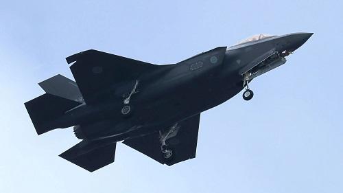 Hé lộ lời cuối của phi công F-35A Nhật Bản trước khi máy bay rơi xuống Thái Bình Dương - ảnh 1