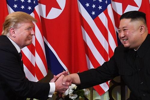 Ông Donald Trump sẵn sàng gặp ông Kim Jong-un lần thứ 3 - ảnh 1