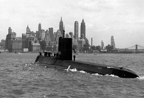Lịch sử phát triển biến tàu ngầm trở thành siêu vũ khí với sức mạnh áp đảo (Kỳ 2) - Ảnh 2