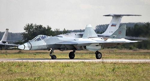Bị Mỹ dừng chuyển giao F-35, Thổ Nhĩ Kỳ quan tâm đến chiến đấu cơ Su-57 của Nga - Ảnh 1