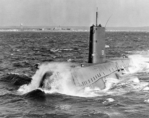 Tiết lộ về USS Natutilus: Tàu ngầm hạt nhân đầu tiên của Mỹ - Ảnh 1